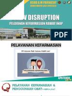 Simpo 2 - Ainun Marfu, S.Farm, Apt - FLOW DISRUPTION PELAYANAN KEFARMASIAN RAWAT INAP.pdf