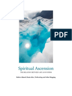 spiritual ascension