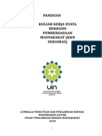 Panduan Utuh KKN Sisdamas 2018 (Edit)
