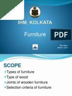 Furniture Ppt