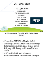ASD dan VSD PPT