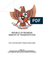CASR Part 135 Amdt. 12 - Certification & Operating Requirement Commuter and Charter.pdf