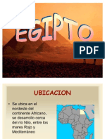 Exposicion de Egipto