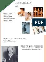 ETAPAS PSICOSEXUALES