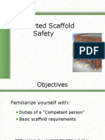 Slide ScaffoldOverview