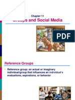 Consumer Behavior (Chapter 11 Groups and Social Media)