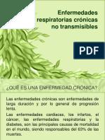 Enfermedades Respiratorias Cronicas