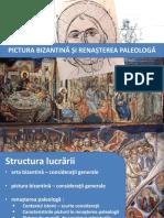 Pictura Bizantină Și Renașterea Paleologă