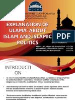 Islamic Politic