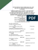 Sadhvi Pragya NIA Court order 27 December 2017