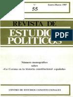 Las relaciones entre la Corona y el Ejército en España