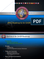 C4ISR Roadmap Briefing