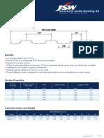 TR50 Data Sheet