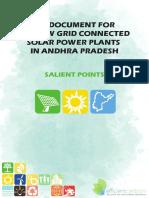 AP Solar 1000MW Bid Rfs EfficientCarbon
