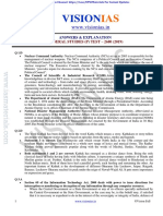 Vision IAS CSP 2019 Test 30 Solutions