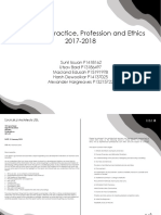 final Practise, Proffession and Ethics Report new.pdf