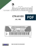Casio Ctk 811 Ex