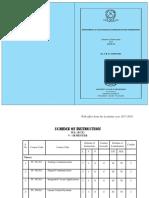 B.E(ECE) v and VI Semesters Scheme and Syllabus