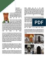 Sejarah Singkat Sunan Gung Jati