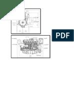 Dimensiones motor marino