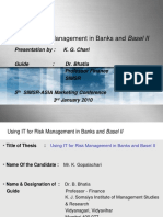 risk in banks.ppt