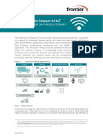 201803 the Economic Impact of Iot Frontier