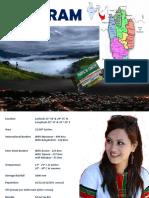 About Mizoram