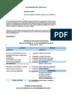 Gestion Financiera II y III