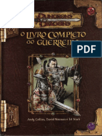 D&D 3E - Livro Completo do Guerreiro - Biblioteca Élfica.pdf