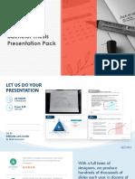Bachelor Thesis Presentation Pack