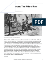 primary-source-paul-revere-ride-27834-article only