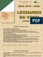 Anul 2019 – anul Leonardo da Vinci (1452-1519) [Resursă electronică]