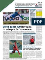 La Provincia Di Cremona 18-04-2019 - Verso Quota 100