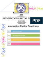 Information Capital Readiness Ch 9 Strategy Maps