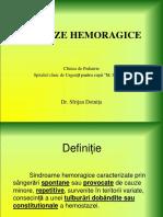 18 - Diateze Hemoragice (1)