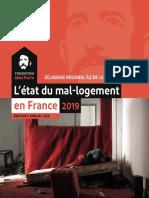 Mal-logement à La Réunion