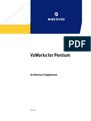 vxworks_for_pentium_architecture_supplement pdf | Cpu Cache