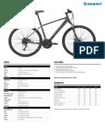 Giant Bicycles Bike 868
