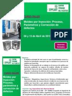 Curso de Moldeo por Inyección, Proceso Parámetros.pdf