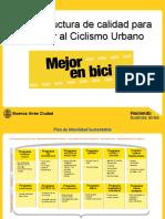 Movilidad urbana - Ciclismo