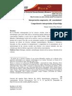 Dialnet-InterpretacionComprensivaDelConocimientoComprehens-5317695
