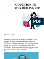 INTRODUCTION TO CONSUMER BEHAVIOUR N.pptx