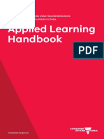 Applied Learning Handbook