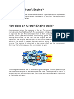 Assignment on Aircraft Engines