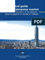 A practical guide to the Taiwanese market