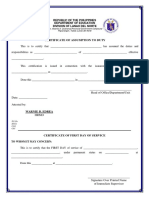 Assumption to Duty_Oath of Office