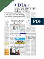 jornal O Dia SP de 18 de abril de 2019