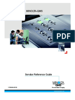 Printer Service Reference Guide