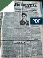 Romania Crestina anul III, nr. 55, 28 noiembrie 1937