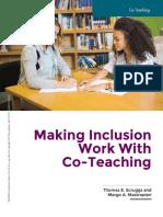 co-teaching